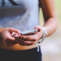 celular texting